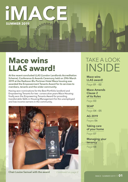 Newsletter for iMace